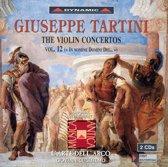 The Violin Concertos (Vol. 12)