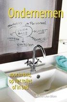 Ondernemen voor in bed, op het toilet of in bad