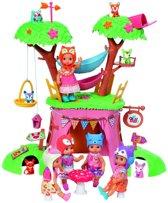 Mini CHOU CHOU Treehouse - Poppenhuis