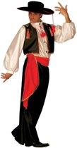 Mexicaanse danser kostuum voor heren - Volwassenen kostuums