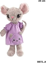 TopModel - House Of Mouse - Teenie muis knuffel, Holly 25 cm