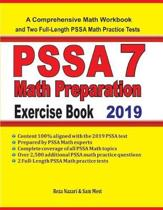 PSSA 7 Math Preparation Exercise Book
