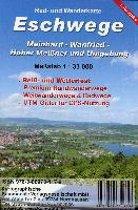 Eschwege 1 : 33 000 Rad- und Wanderkarte