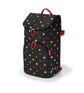 Reisenthel Citycruiser Bag Tas - Polyester - 45 L - Dots - Zonder reck