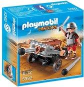 Playmobil History: Romeinse Soldaat Met Ballista (5392)