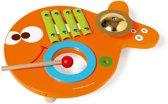 Scratch Muziek Muziekvis Maurice 3-in-1
