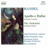 Handel: Apollo e Dafne, The Alchemist / Goodman, Pasichnyk, Pomakov et al