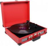 Soundmaster PL580RO Koffermodel platenspeler