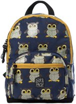 Pick & Pack Owl - Rugzak - Dark Blue Multi
