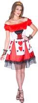 Hartenvrouw kostuum voor vrouwen - Volwassenen kostuums