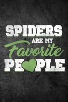 Spiders Are My Favorite People