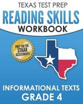 Texas Test Prep Reading Skills Workbook Informational Texts Grade 4