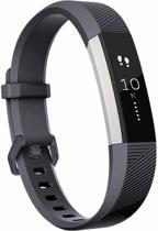 YONO Siliconen bandje - Fitbit Alta (HR) - Grijs - Large