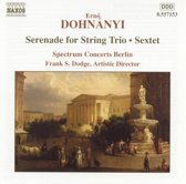 Serenade For String Trio / Sextet