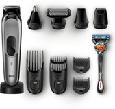 Braun Alles-in-één trimmer MGK7021 - Multigroomer Trimmerset