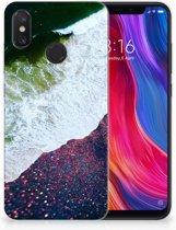 Xiaomi Mi 8 TPU Hoesje Design Sea in Space