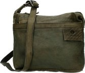 MicMacbags Schoudertas Phoenix - Army Green
