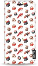 Casetastic Smartphone Hoesje Wallet Case White Apple iPhone 11 Pro - All The Sushi
