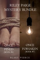 Riley Paige Mystery Bundle: Once Pined (#6) and Once Forsaken (#7)