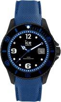 Ice-Watch Ice Steel IW015783 Horloge - Siliconen - Blauw - 44 mm