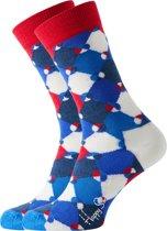 Happy Socks herensokken Diamond Dot Sock donkerblauw -  Maat 41-46