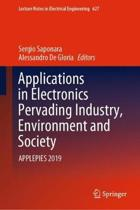 Applications in Electronics Pervading Industry, Environment and Society: Applepies 2019