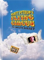 DVD cover van Monty Pythons Flying Circus – Complete Serie 1-4 (Deluxe)