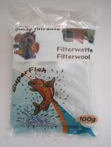 Superfish filterwatten wit - 100 gr