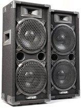 SkyTec MAX28 disco speakerset 2x 8