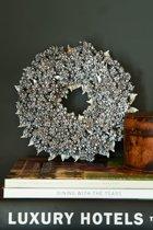 Rivièra Maison Romantic Christmas Wreath - Kerststukje - 23 cm