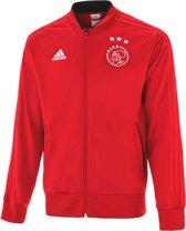70f0f69d7e5 adidas Ajax training jacket thuis Heren 2018-2019 - rood - maat S