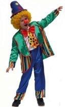 Clown verkleedkleding voor kinderen 116