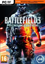 Battlefield 3 (Premium Edition)  (DVD-Rom) - Windows
