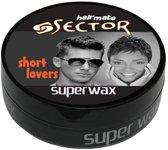 Sector Super Wax Wet Look - 150 ml - Wax
