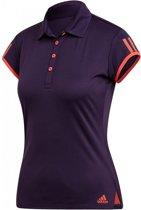 | adidas Club 3 Str Polo Dames Sportshirt Legend