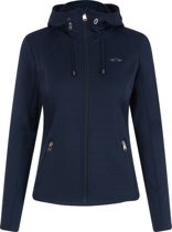 HV Polo Hooded zip Clarice