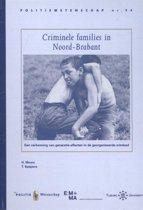 Politiewetenschap 94 - Criminele families in Noord-Brabant