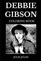 Debbie Gibson Coloring Book