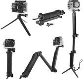 Gopro 3 Wegs / Way Monopod Pole Stick - Handheld Camera Grip Mount & Mini Tripod Statief