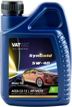 Vatoil SynGold 5W-40 1Ltr - Motor Olie