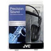 JVC HA-RX 700 - Over-ear koptelefoon - Zwart