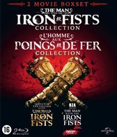Man With The Iron Fist - 1 & 2 (blu-ray)