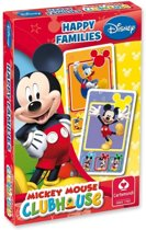 Disney Jr's Mickey Mouse Club Huis Kwartetspel