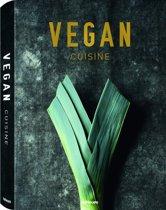 Omslag van 'Vegan Cuisine'