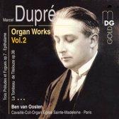 Dupre: Organ Works Vol 2 / Ben van Oosten