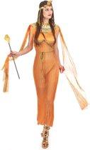 Egyptisch prinsessen outfit voor vrouwen  - Verkleedkleding - Medium