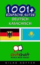 1001+ Einfache Satze Deutsch - Kasachisch