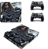 Armed Girl - PS4 Slim skin