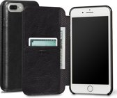 Sena iPhone 7 Plus Ultra Thin Wallet Book - Black