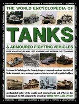 Boek cover World Encyclopedia of Tanks & Armoured Fighting Vehicles van Forty George (Hardcover)